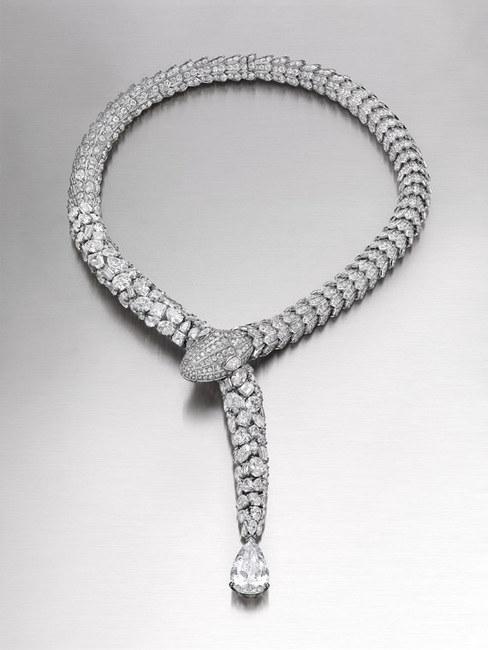 BVLGARI庆祝130周年推出蛇形珠宝系列 献给罗马见证不朽