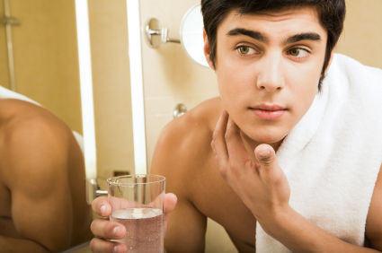 男士也需美白 打造干净有光泽肌肤