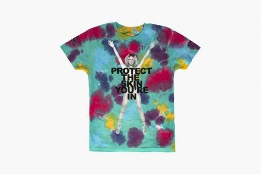 """Skin"" 系列推出Chloe Norgaard Tie-DyeT恤 所得收益全部捐出"