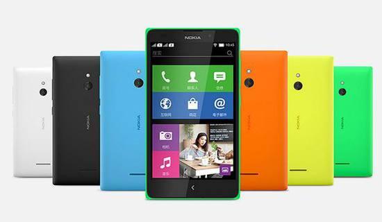 诺基亚XL上市 开启网络预订价格1099元