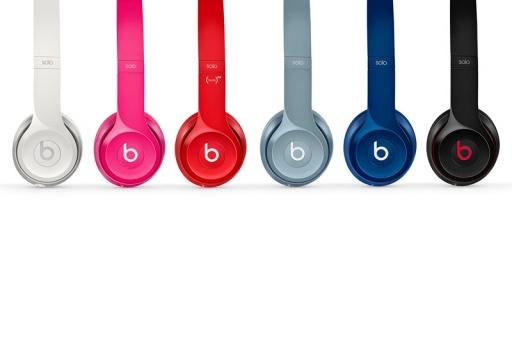 Beats 又有新作發布 Solo 頭戴式耳機迎來全新設計