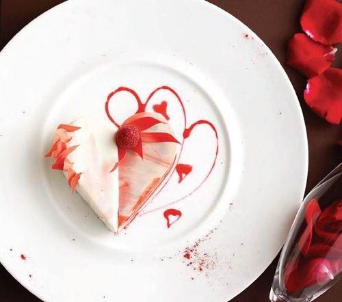 情人节吃也得享受星级待遇