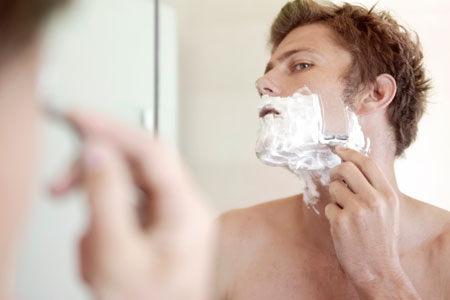 做劲爽男人!剃须后肌肤保养注意事项
