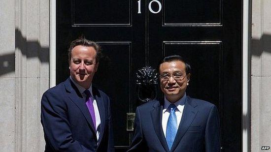 """對蘇格蘭獨立李克強希望""""統一"""" 中國會""""尊重英國的選擇"""""""
