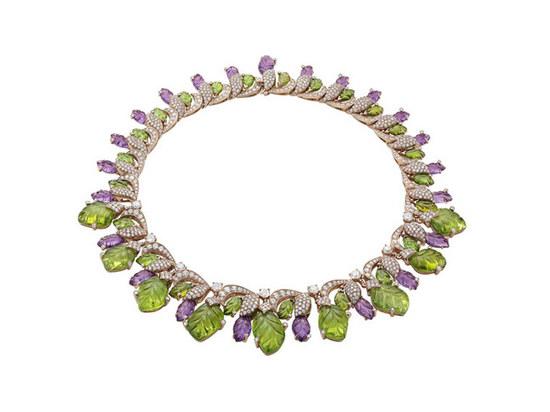 宝格丽BVLGARI 新款迷你珠宝系列 以四季为主题