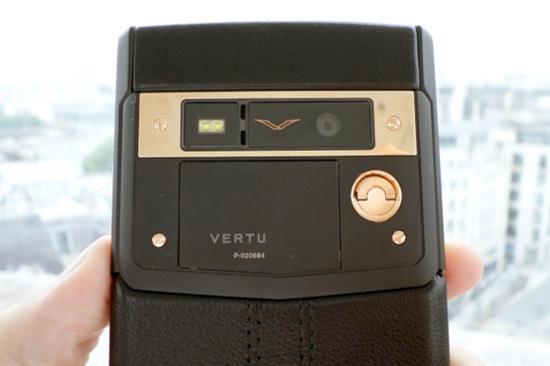"""""""土豪""""Vertu將推出為賓利特別定制的Vertu手機"""