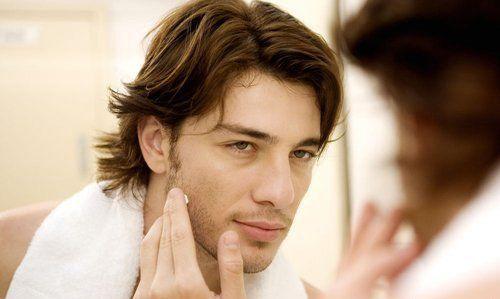男士皮肤的保养和护理基本法则