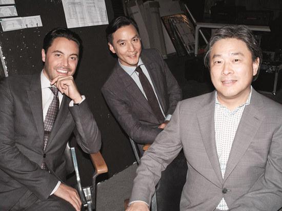 杰尼亚宣布与韩国导演朴赞郁微电影合作计划