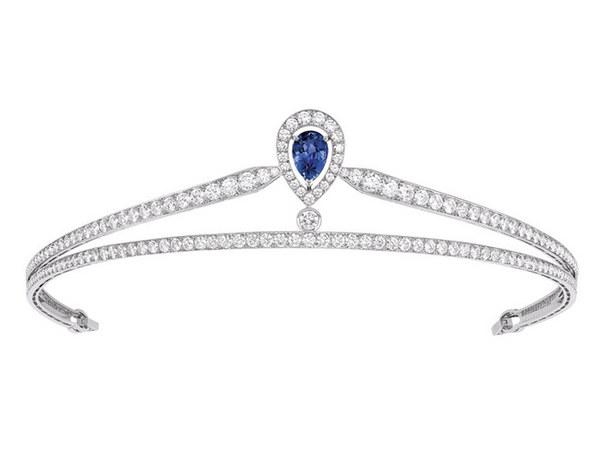 CHAUMET蓝宝石让梦想成真