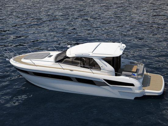 巴伐利亚发布全新Sport 400动力艇 让驾驶者真正自由航海