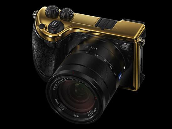 HASSELBLAD推出Lunar相机 全球限量400台