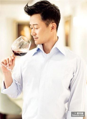 吴京品味酒味人生