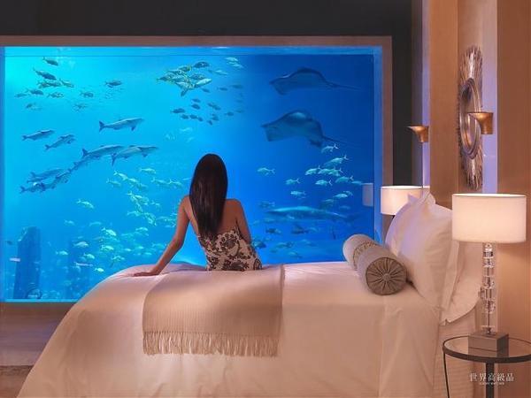 全球10间拥有「梦幻顶级卫浴」的酒店