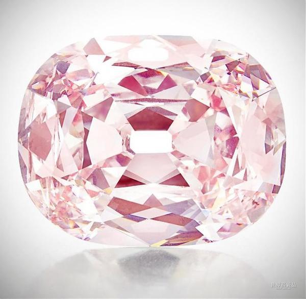 辗转300年的瑰宝!珍稀Princie粉红钻;佳士得、粉红钻、Princie