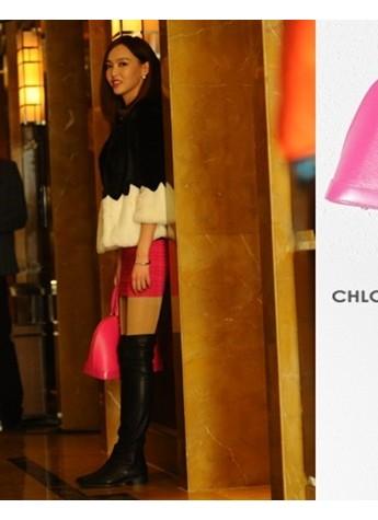 蔻丹CHLODEN时尚女包倾情赞助《爸爸快长大》