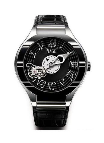 伯爵Piaget Polo Tourbillon Relatif 腕表 因马球运动而诞生