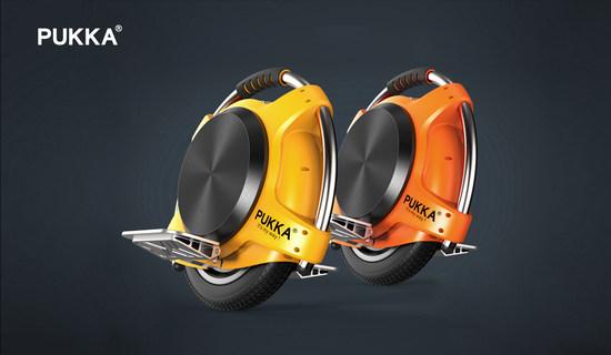 PUKKA X系列智能平衡车上市在即 抢鲜价2800元
