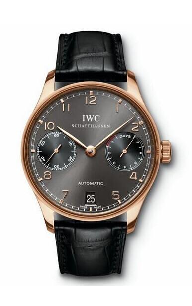 IWC万国表葡萄牙自动腕表 恰到好处的奢华与温暖