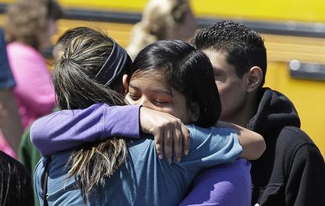 美高中發生槍擊案 槍手自殺
