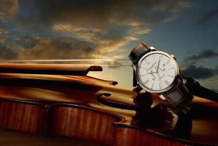 Baume & Mercier推出小提琴优雅之美特别版腕表