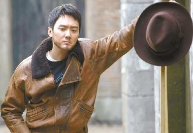 《后会无期》热映 主角冯绍峰为韩寒保驾护航