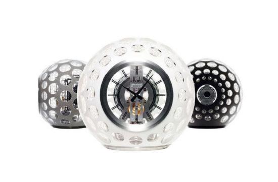 爱马仕、积家等三家品牌联手打造Atmos Hermès 空气钟