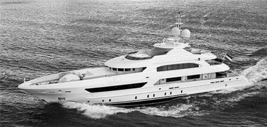 Heesen船厂47米动力艇Elena正式发布