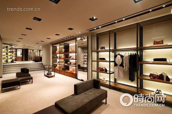 Bottega Veneta全新女裝專門店坐落上海恒隆廣場 產品系列涉及廣泛