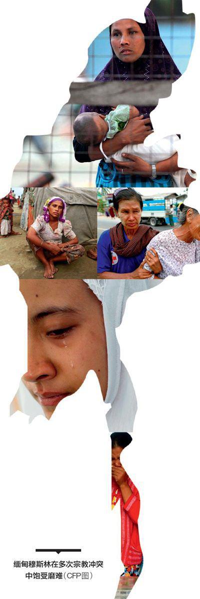 缅甸穆斯林所面对的境遇愈发糟糕