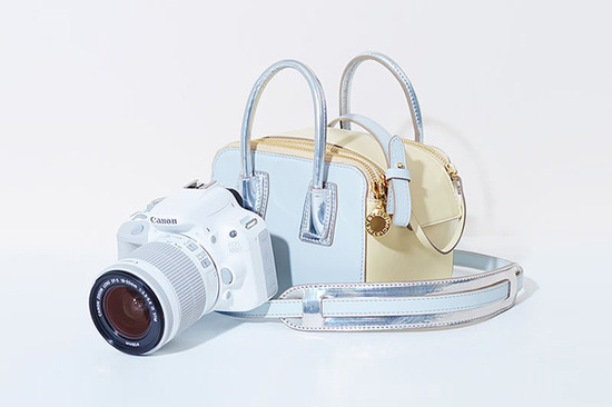 Stella McCartney携手Canon推出Linda相机包 限量1000个