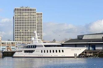 斐帝星交付首艘为中国大陆客户打造的超级游艇