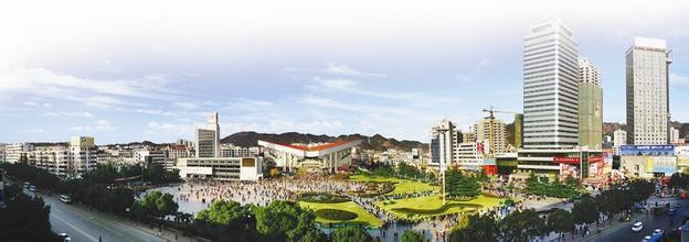 体现美丽中国 一心一意为创卫