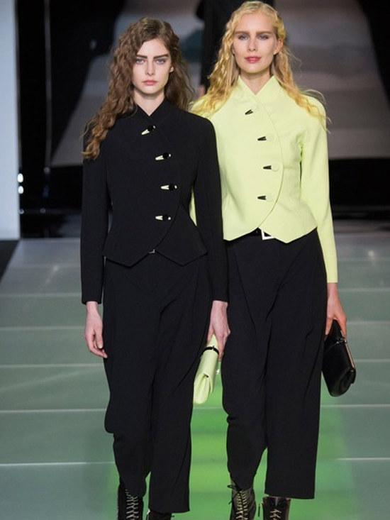 支持米蘭時裝周 阿瑪尼繼續忍明年壓軸秀主角