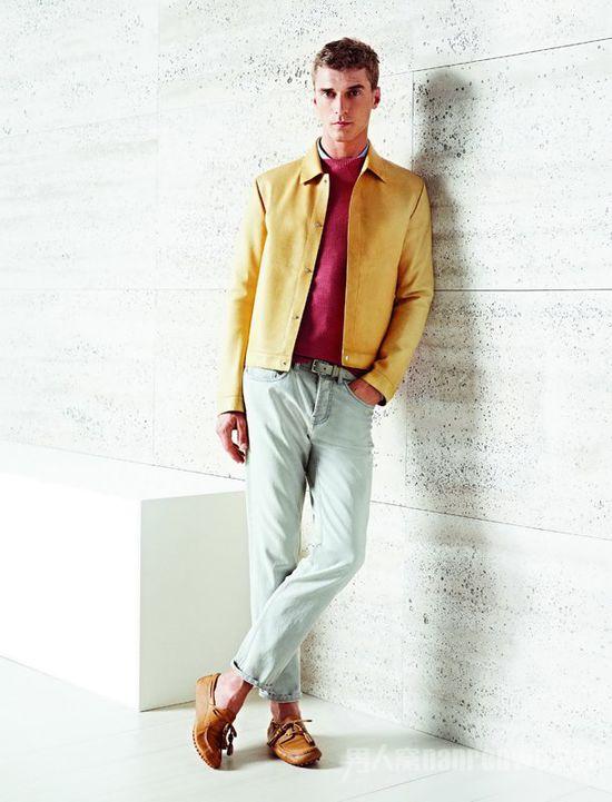 Gucci 2015早春男装系列