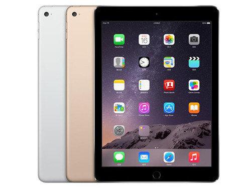 苹果iPad Air 2纤薄机身更抢眼 轻松运行iOS8系统