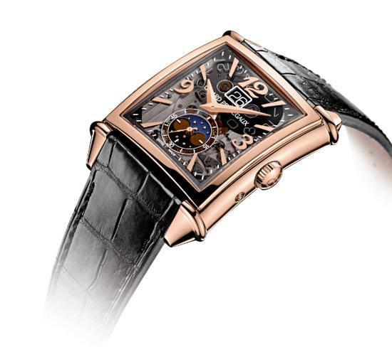 外形优雅佩戴舒适 芝柏推出全新复古1945系列大日历月相腕表