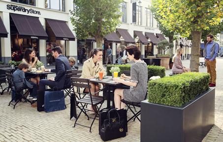 一流购物体验尽在阿姆斯特丹Batavia Stad 时尚购物村