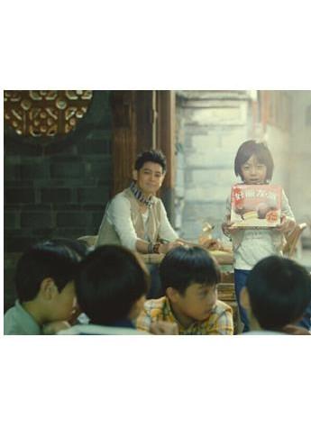 好丽友·派与林志颖再聚首 续写广告新篇章