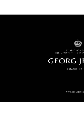 Georg Jensen携手Marc Newson,史上最奢华茶具诞生