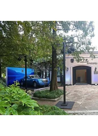 福邸國際打造FENDI Casa奢華空間 助力勞斯萊斯曜影亮相杭城