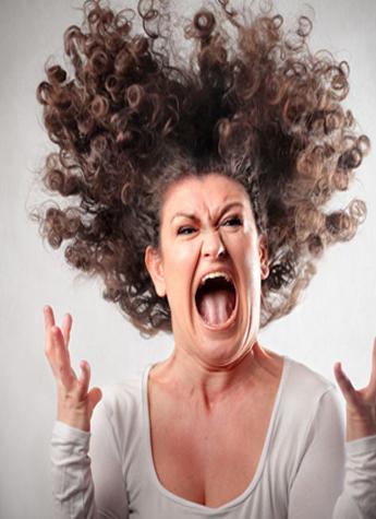 女人别生气了! 9个生气而影响的健康