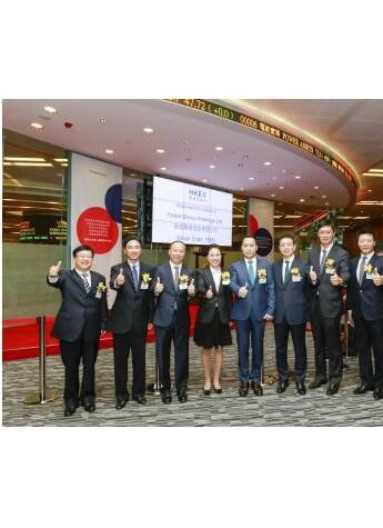 出口66国,雅迪成功登陆香港股市