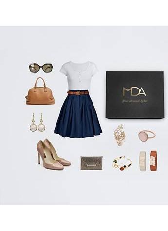 """MDA体验式女装电商,专属搭配""""买衣搭衣""""服务把试衣间送到家"""