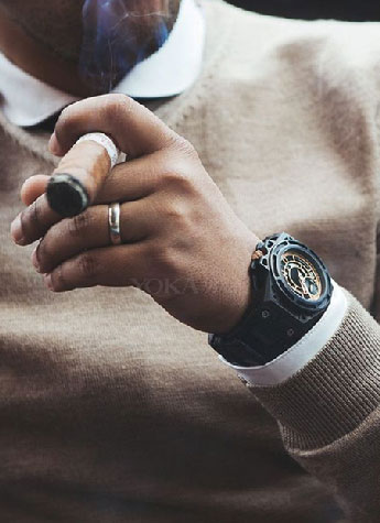 男人 你要知道的佩戴腕表的讲究