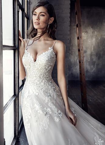Eddy K. Couture定制婚紗系列廣告大片