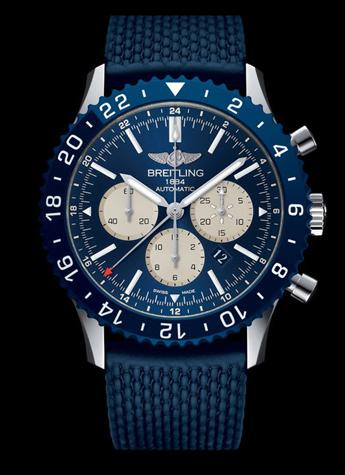 百年灵推出限量版航空飞行计时腕表搭载B04机芯