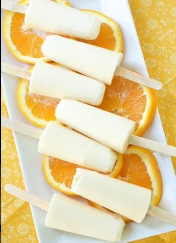 10款清爽冰棍 偷偷告诉你夏天的味道