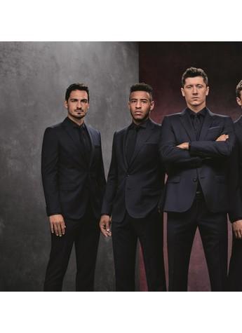 BOSS為拜仁慕尼黑足球俱樂部打造時尚戰衣 德國冠軍球隊國際冠軍杯上海站演繹BOSS風范