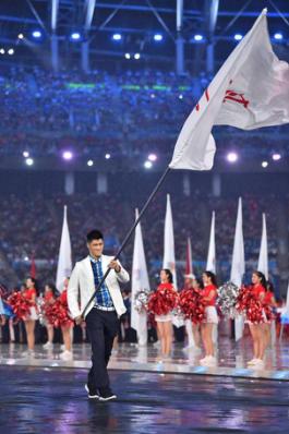 """""""全民运动 健康中国""""比音勒芬助力广东代表队取得佳绩"""