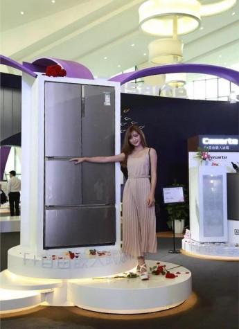 9.9卡萨帝钛金F+冰箱引领1.5万高端市场半壁江山